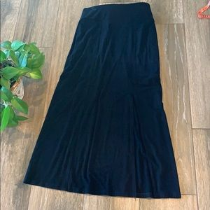 White House Black Market maxi skirt Small